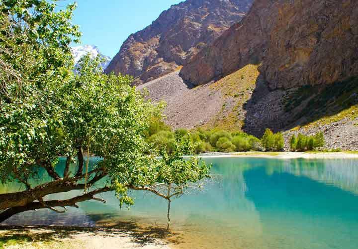 جاهای دیدنی تاجیکستان - فصل راهنوردی تابستانی