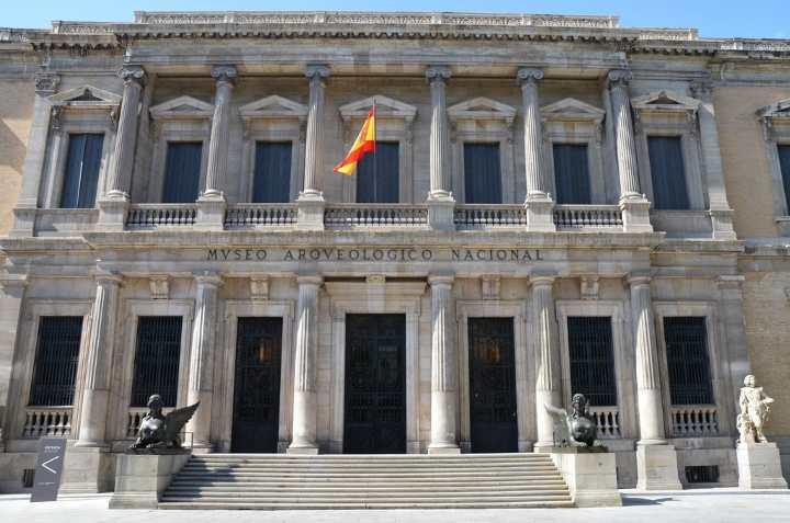 موزه ملی باستان شناسی - مکانهای دیدنی مادرید