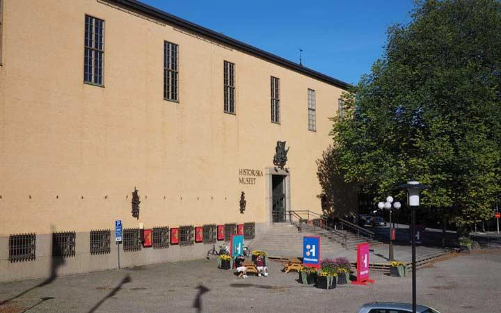 جاهای دیدنی استکهلم - موزهی تاریخ سوئد