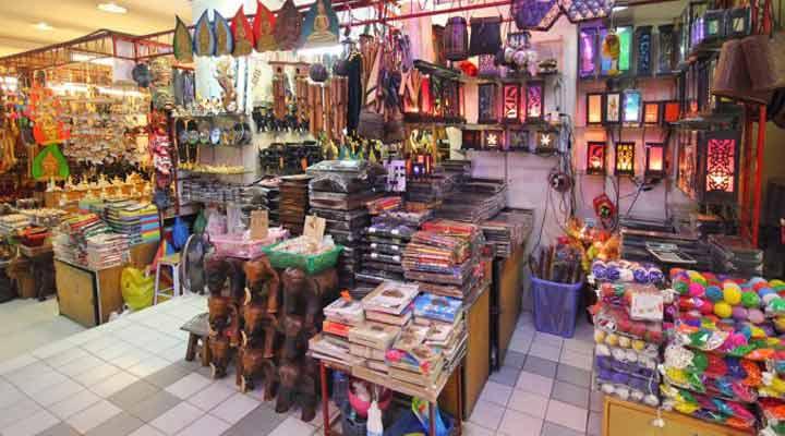 مراکز خرید پاتایا - مایک شاپینگ مال