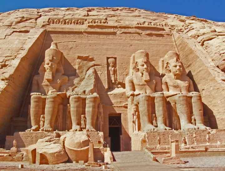 سفر به مصر - موزه ابوسمبل