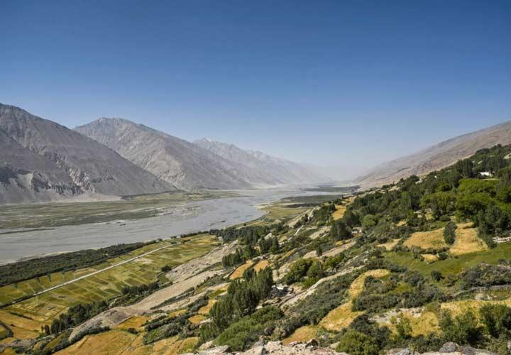 جاهای دیدنی تاجیکستان - دالان واخان