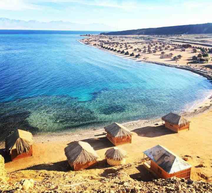 سفر به مصر - سینای جنوبی