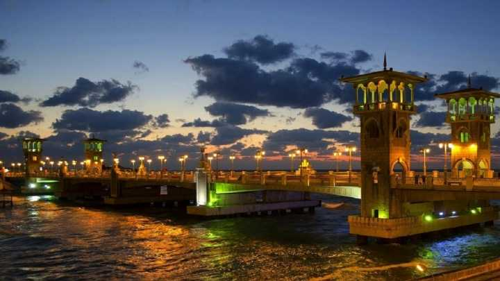 سفر به مصر - اسکندریه