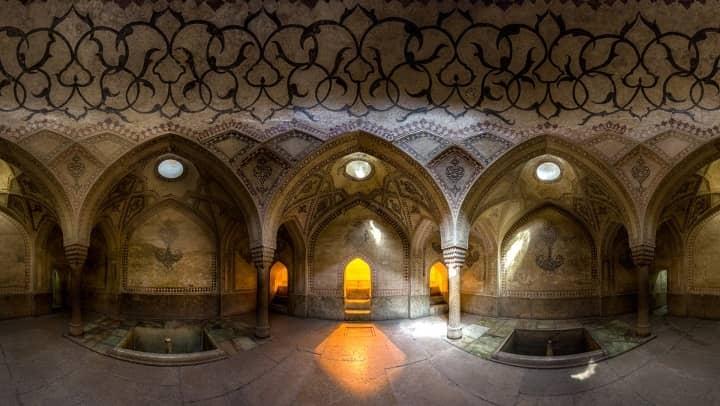 ارگ کریم خان از جاهای دیدنی شیراز