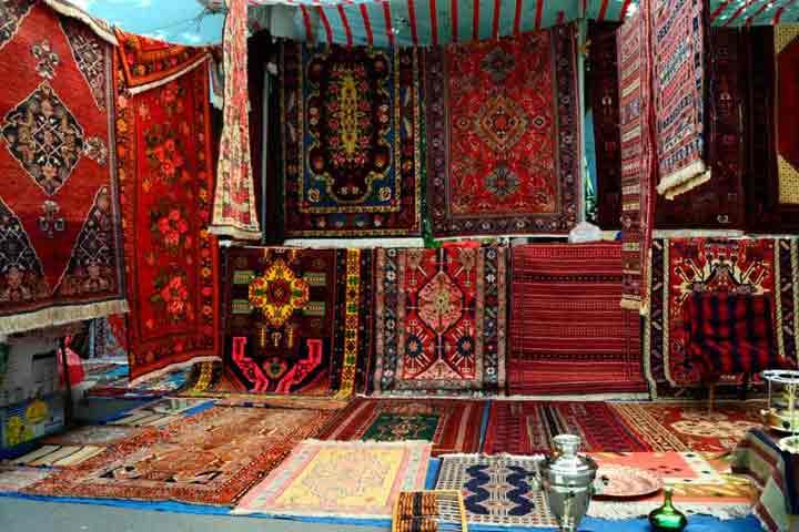 فرش های ارمنستان