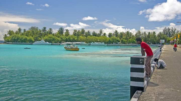 تجربه غذاهای دریایی عالی در مالدیو