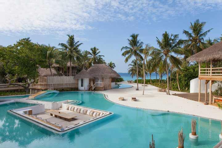 تجربه سفری لوکس و رمانتیک در مالدیو