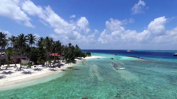 روح جزیرههای کارائیب در مالدیو