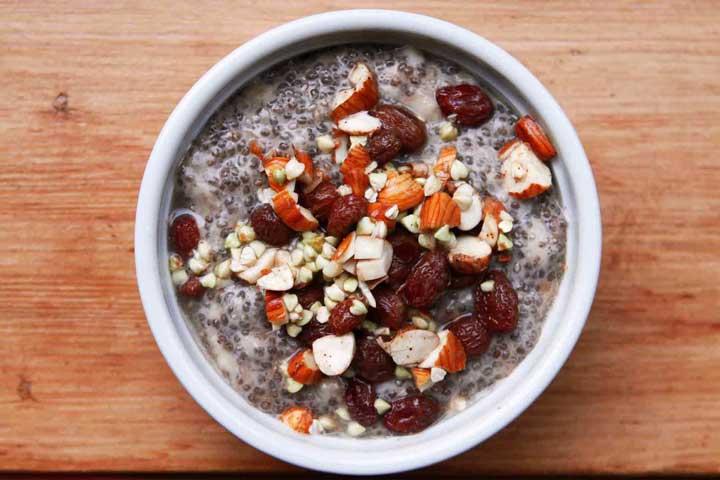 دانه چیا+ استفاده از دانه چیا در رژیم غذایی