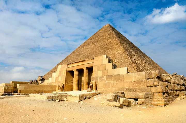 سفر به مصر - اهرام جیزه