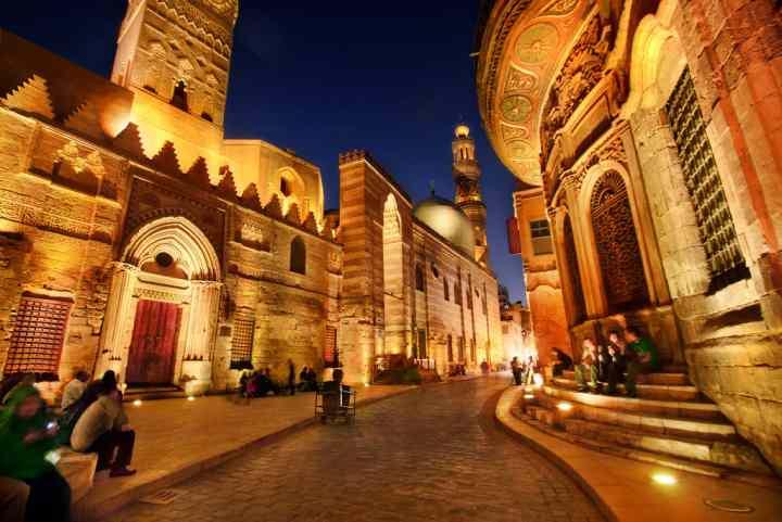 سفر به مصر - قاهره اسلامی