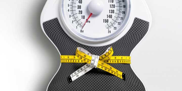 چگونه لاغر شویم - وزنه