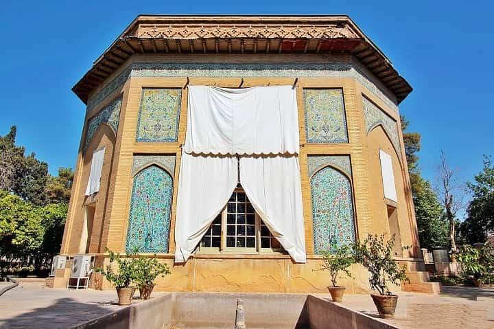 موزه پارس از جاهاي ديدني شيراز