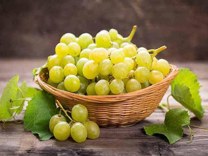 منابع مغذی انگور
