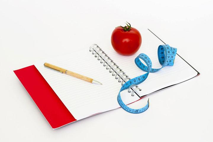 چگونه لاغر شویم - رعایت اصول