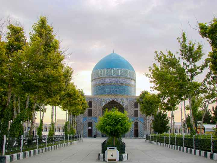 عکس اماکن تاریخی مشهد