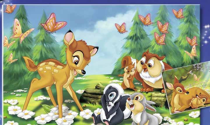 بهترین انیمیشن ها، بامبی