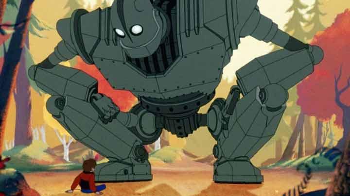 بهترین انیمیشن ها، غول