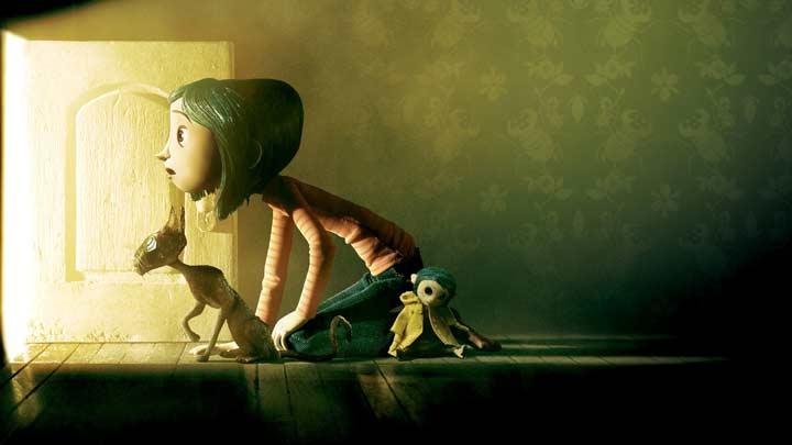 بهترین انیمیشن ها، کورالاین