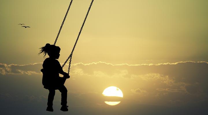چگونه آرامش روحی پیدا کنیم - کودک درونتان را دریابید
