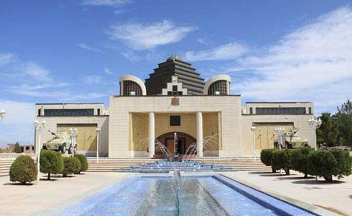 جاهای دیدنی کرمان - موزه دفاع مقدس
