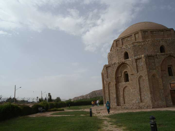 جاهای دیدنی کرمان - گنبد جبلیه