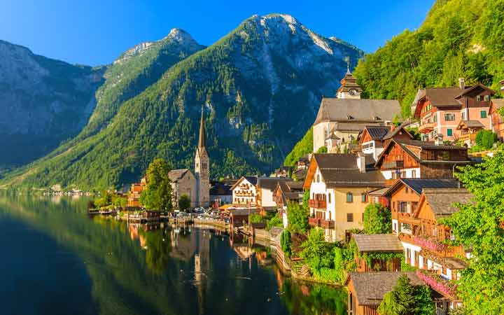 جاهای دیدنی اتریش - هالاِشتات