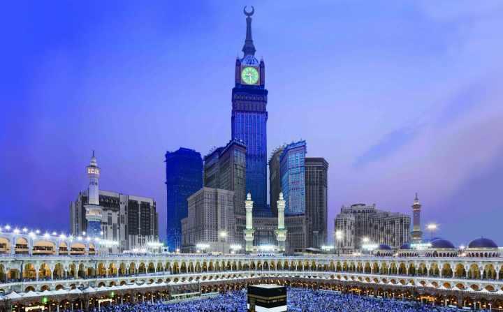 بلندترین برج های جهان - ابراج البیت، عربستان سعودی