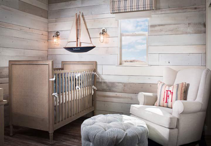 دکوراسیون اتاق نوزاد ـ بهکار بردن یک موضوع در طراحی (تِم)