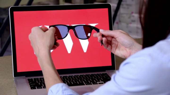 عینک پلاریزه - تشخیص پلاریزه بودن عینک با کامپیوتر