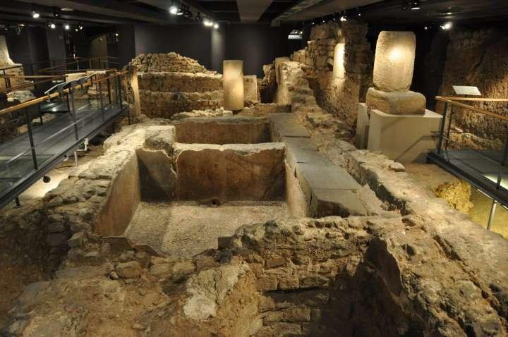 جاهای دیدنی بارسلونا - موزه تاریخ شهر بارسلونا