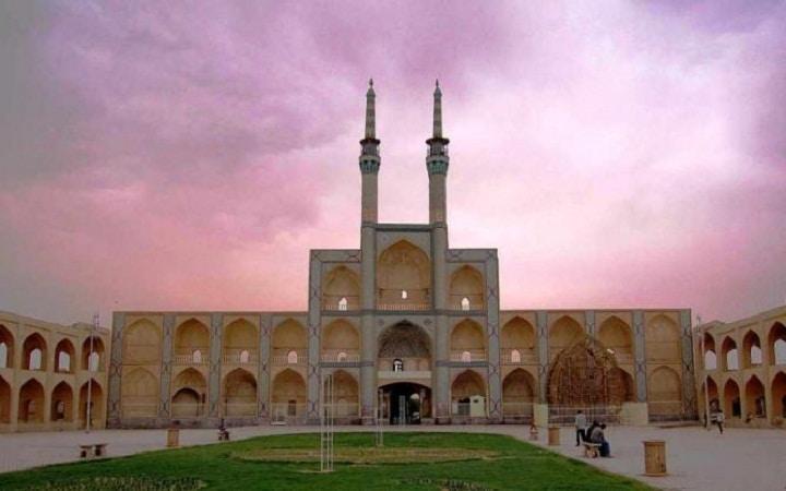 از جاهای دیدنی یزد - امیرچخماق
