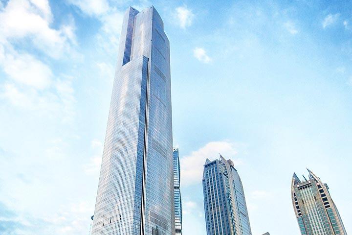 بلندترین برج های جهان - مرکز مالی CTF گوانگجو، چین