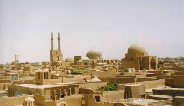 از جاهای دیدنی یزد - شهر تاریخی