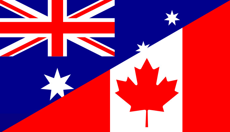 استرالیا یا کانادا ؟
