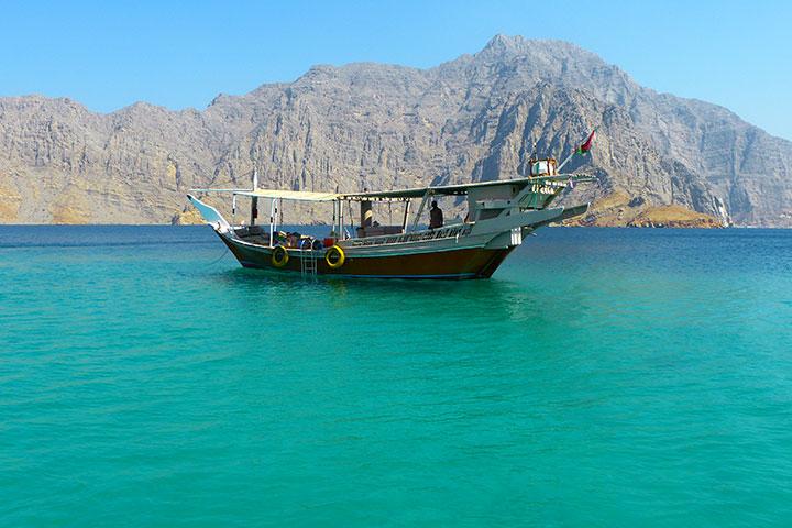 سفر به عمان و آبدرهی مُسَندَم