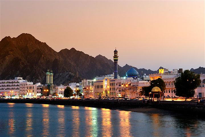 سفر به عمان و مسقَط