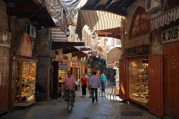 بازدید از التل طرابلس در سفر به لبنان