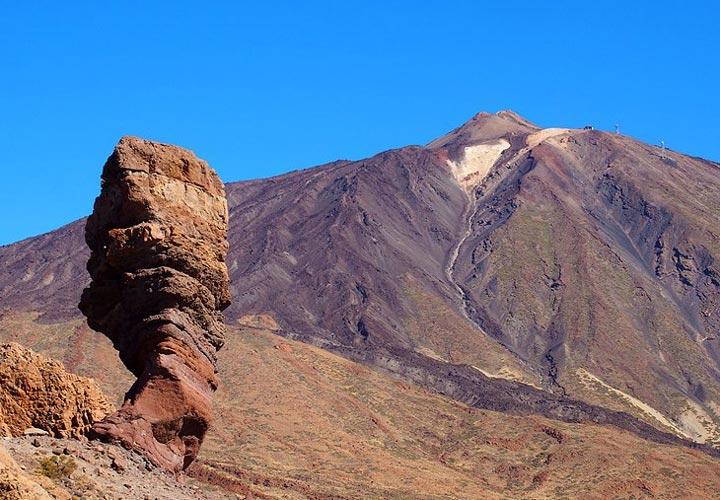 جزایر قناری - پارک ملی تِیده، تِنِریفه