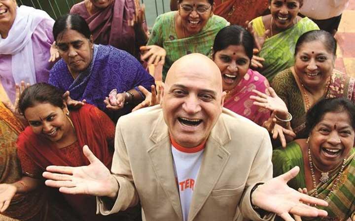 یوگای خنده - دکتر کاتاریا