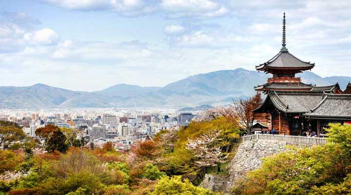 سفر به ژاپن - کیوتو