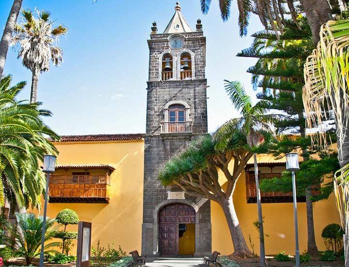 جزایر قناری - سَن کریستوبال دِ لا لاگونا، تِنِریفه