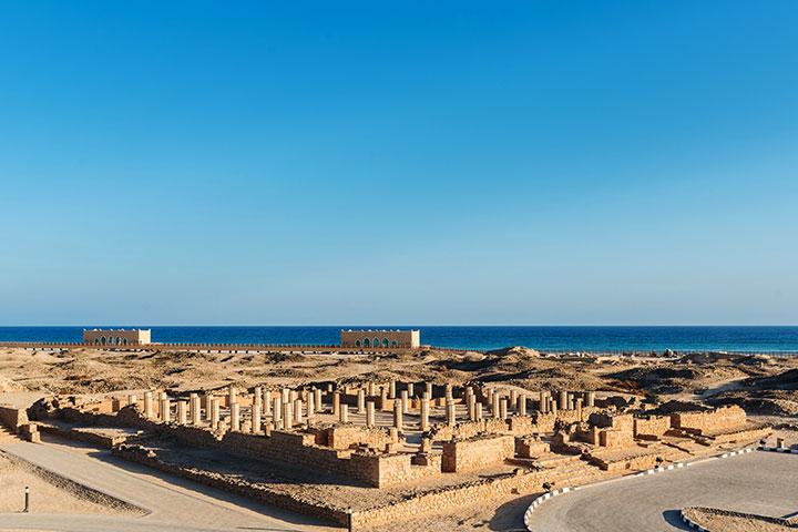 سفر به عمان و ویرانههای البلید