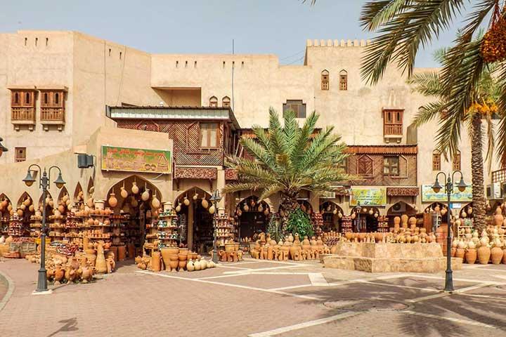 سفر به عمان و نزوی