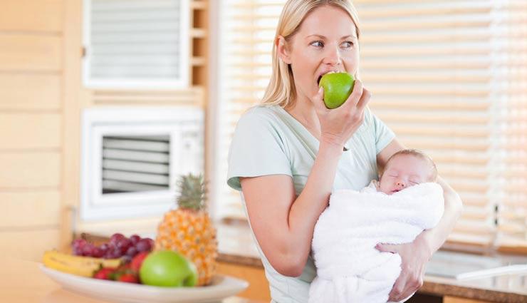 رژیم لاغری در دوران شیردهی