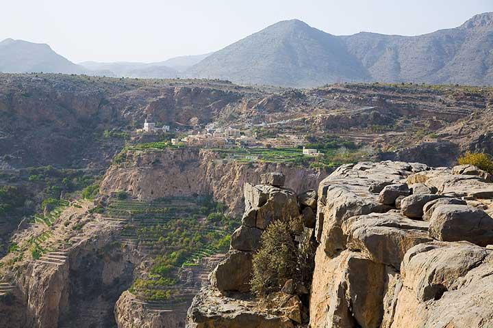 سفر به عمان و هات