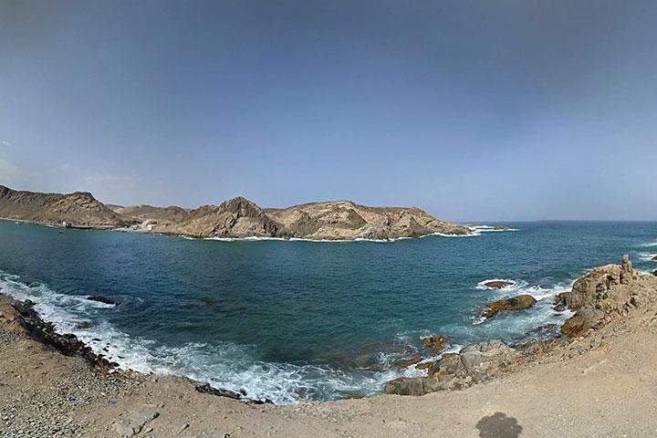 سفر به عمان و ساحل سده