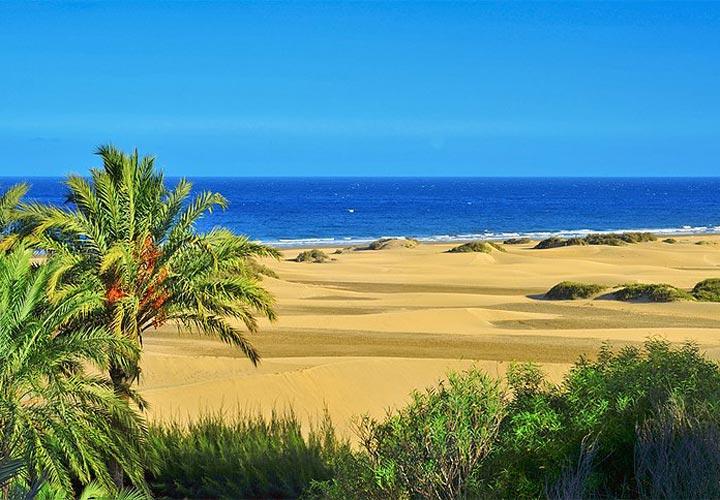 جزایر قناری - تپههای شنی ماسپالوماس