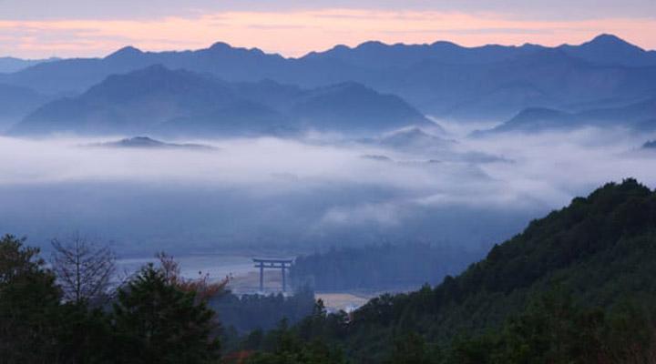 سفر به ژاپن - مسیر زیارتی کومانو کودو